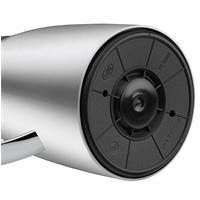 alfi Isolierkanne Gusto 1 Liter ice-silver  zerlegbarer Deckel