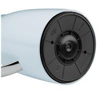 alfi Isolierkanne Gusto 1 Liter silk blau matt  zerlegbarer Deckel
