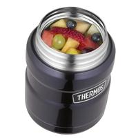 Thermos Speisegefäß Stainless King Cranberry 0,47 Liter