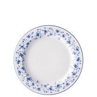 Arzberg Form 1382 Blaublüten Frühstücksteller 22 cm Teller flach