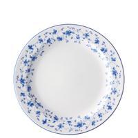 Arzberg Form 1382 Blaublüten Speiseteller 25 cm  Teller flach