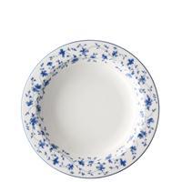Arzberg Form 1382 Blaublüten Suppenteller 23 cm Teller tief