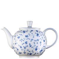 Arzberg Form 1382 Blaublüten Teekanne 6 Pers 1,2 L Tee Kanne