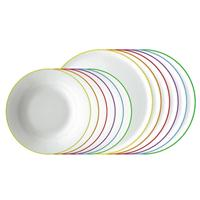 Arzberg Cucina Colori Ofensortierung Speiseset 12 T  Geschenkkarton