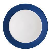 Arzberg Tric Ocean Speiseteller 27 cm Teller flach Essteller dunkelblau