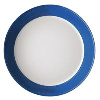 Arzberg Tric Ocean Suppenteller 21 cm Teller tief dunkelblau