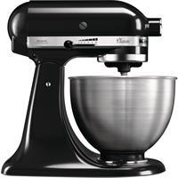KitchenAid Classic Küchenmaschine 5K45SSEOB schwarz