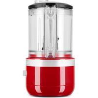 KitchenAid Zerkleinerer 1,19 Liter kabellos Empire Rot 5KFCB519EER