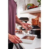 KitchenAid Artisan K400 Standmixer Gusseisen Schwarz 5KSB4026EBK