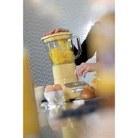 KitchenAid Artisan Standmixer Pastellgelb 5KSB5553EMY 90 Tage Geld-Zurück-Garantie