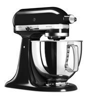 KitchenAid Artisan Küchenmaschine 5KSM125EOB onyx schwarz