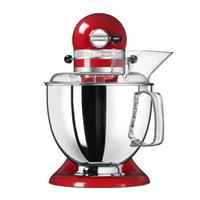KitchenAid Artisan Küchenmaschine 5KSM175PSEER empire rot