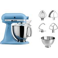 KitchenAid Artisan Küchenmaschine 5KSM175PSEVB blue velvet vintage blue