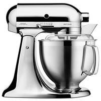 KitchenAid Artisan Küchenmaschine 5KSM185PSECR Chrom NEU