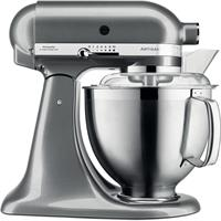 KitchenAid Artisan Küchenmaschine 5KSM185PSEMS Medallion Silber