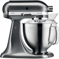 KitchenAid Artisan Küchenmaschine 5KSM185PSENK gebürstetes Metall