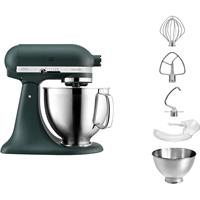 KitchenAid Artisan Küchenmaschine 5KSM185PSEPP Pebbled Palm 4,8 Liter