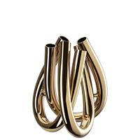 Rosenthal Triu Gold Vase 22 cm