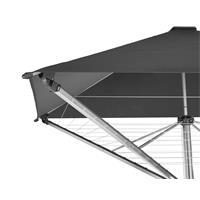 Leifheit Wäschespinne LinoProtect 400 mit Dach