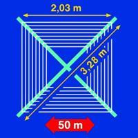Leifheit Wäschespinne Linomatic 500 Plus