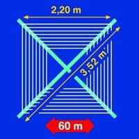 Leifheit Wäschespinne Linomatic 600 Plus