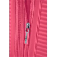 American Tourister Soundbox Spinner 67/24 Hot Pink erweiterbar