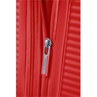 American Tourister Soundbox Spinner 67/24  Coral Red erweiterbar