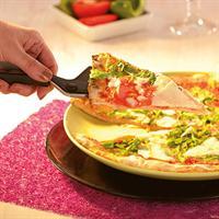 Gefu Pizzaschere Roma Pizza Schere Pizza Heber f.Stücke zerlegbar spülmaschinenfest