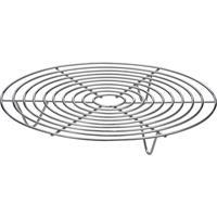 Rösle Silence Räucher-/Schmortopf aus Edelstahl 28 cm Räuchertopf hoher Rand