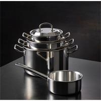 Rösle Multiply Stielkasserolle 20 cm ohne Deckel Mehrschichtmaterial Induktion