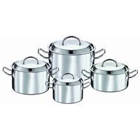 Rösle Multiply Topfset I 4-teilig Mehrschichtmaterial Kochtopfset Kochtopf