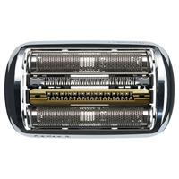 Braun Kombipack-Kassette Scherfolie Scherklinge 92S silber für Series 9