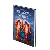 Rösle Grillbuch Love Grill & Chill Grillheft Rezeptbuch Grillrezepte