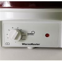 Kochstar Warmmaster rot Einkocher ohne Uhr 27 Liter Einkochautomat Timer ohne Hahn.