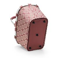 reisenthel carrybag diamonds rouge BK3065