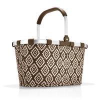reisenthel carrybag diamonds mocha BK6039