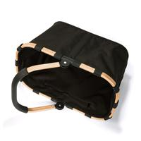 reisenthel carrybag frame gold/black BK 7041 22 ltr. carry bag Einkaufskorb