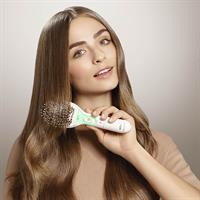 Braun Satin Hair 7 Haarbürste weiß Iontec BR750 batteriebetrieben