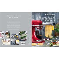 KitchenAid Das Kochbuch für die Küchenmaschine CCCB_DE