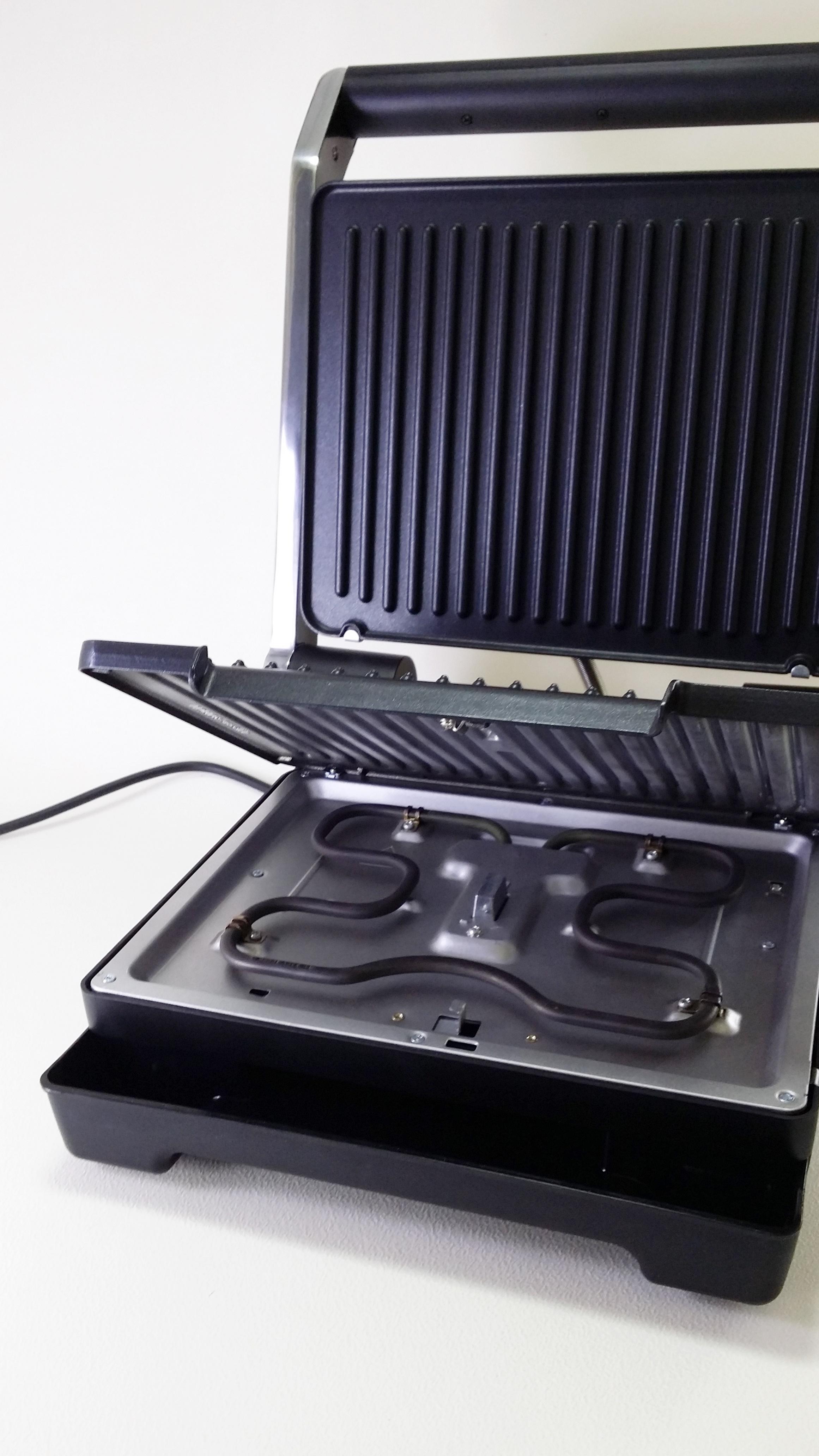 Steba FG 100 Low-Fat Grill Elektronik