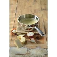 KitchenAid Stielkasserolle 16 cm Edelstahl 3-lagig KC2T15MLST