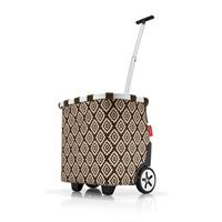 reisenthel carrycruiser diamonds mocha OE6039