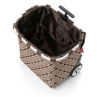 reisenthel carrycruiser diamonds mocha OE6039