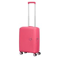 American Tourister Soundbox Spinner 55/20 Hot Pink erweiterbar