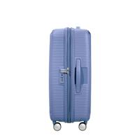 American Tourister Soundbox Spinner 67/24 Denim Blue erweiterbar