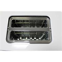 Graef Toaster TO61 Edelstahl Kunststoff TO 61 weiß