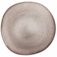 like by Villeroy&Boch  Lave beige Speiseteller 28x28x2,7cm