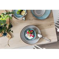 like by Villeroy&Boch  Lave glace Schale flach 28x27x4,3cm