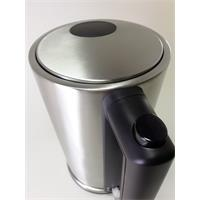 Graef Edelstahl Wasserkocher 1,5 Liter WK600 Edelstahl matt