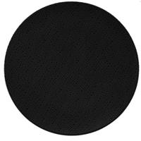 Seltmann L Fashion glamorous black Servierplatte rund flach 33cm